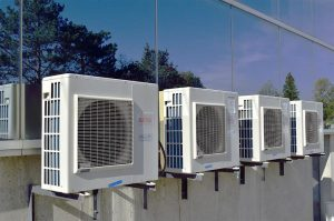 multiple ac units