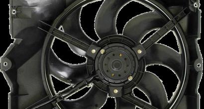 Aluminum exhaust fans